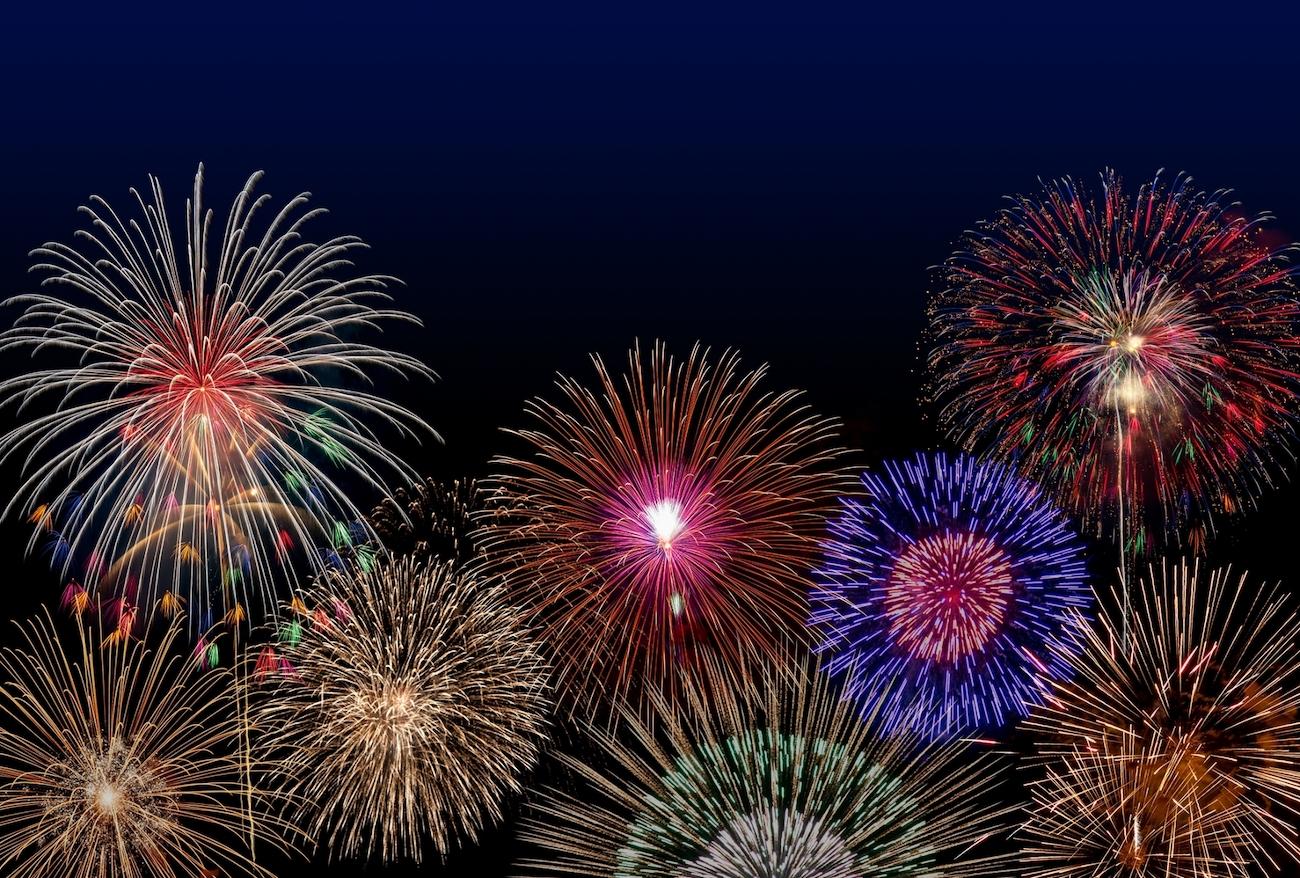 画像:花火の歴史