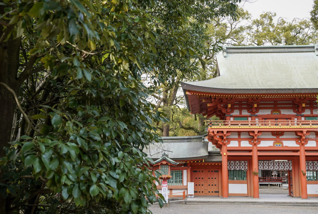 画像:氷川神社